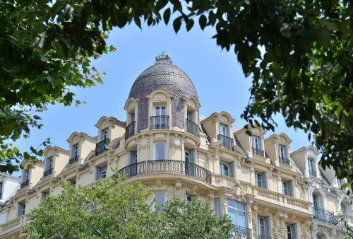 Hotel La Villa Nice Victor Hugo - Hôtel - Nice