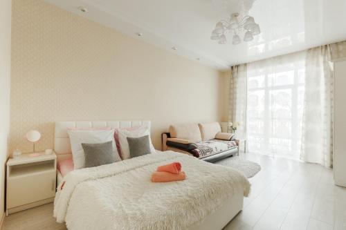 . Apartment on Oktyabrskiy prospect