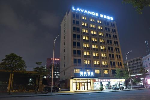 Lavande Hotel  Jiahe Wanggang Metro Station
