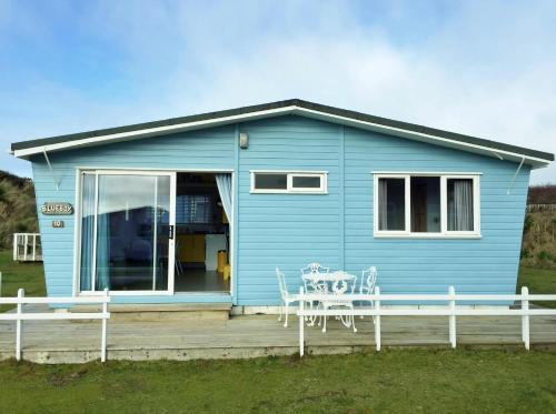 Blue Boy, Hayle, Cornwall