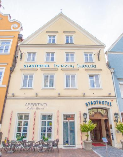 . Stadthotel Herzog Ludwig