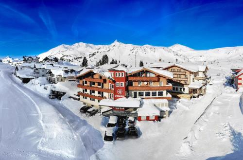 Hotel Kristall Obertauern