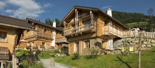 Almdorf Sankt Johann St. Johann i.Po.-Alpendorf