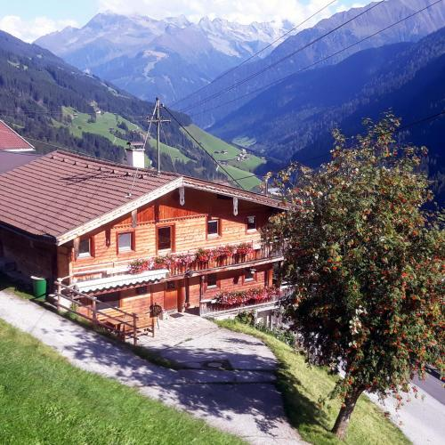Ferienhaus Samerhof Lanersbach-Tux