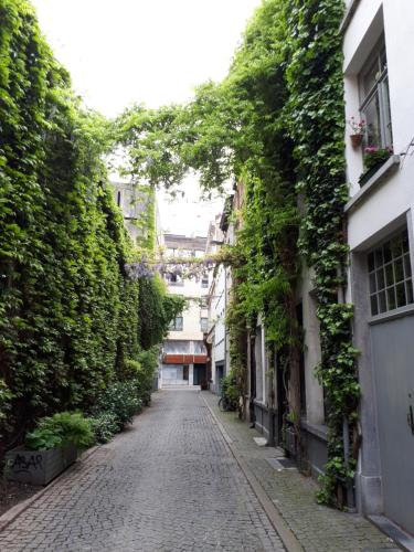 Brocant appartment middle in the old city, 2000 Antwerpen