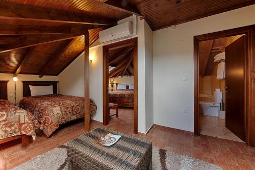 Fotografie prostor Hotel Nostos
