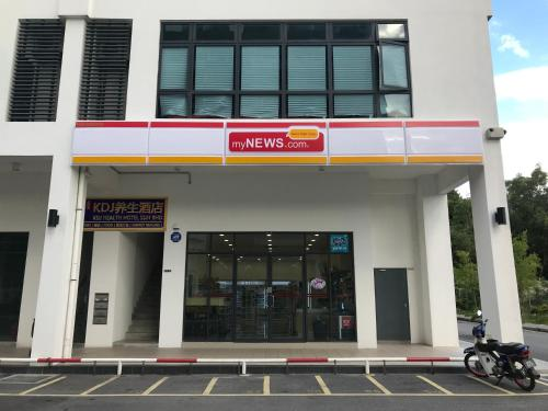 Js Suite 21 at Landmark Residence 1 with Wifi and Carpark, Hulu Langat