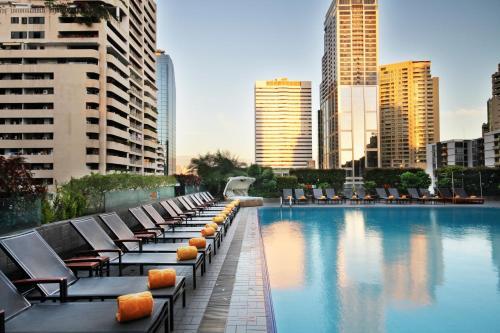 Rembrandt Hotel Bangkok photo 3