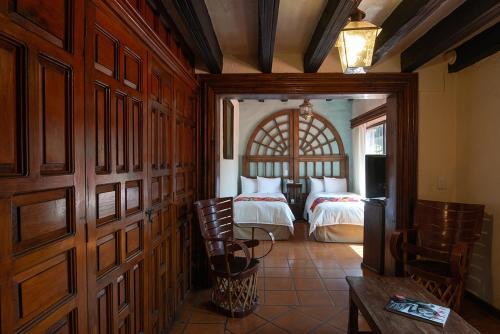 Villa Montaña, Morelia