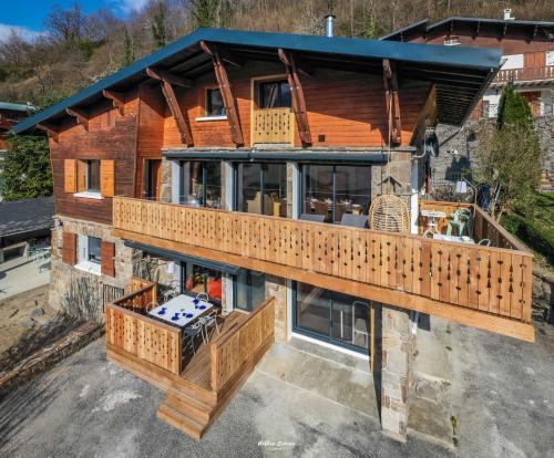 Chalet Hygge Saint Lary - ressourcez-vous dans les Pyrénées - Apartment - Saint-Lary Soulan