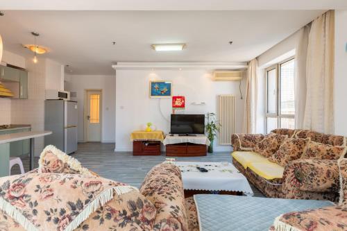 . Dalian Xiuzhu Mansion Apartment