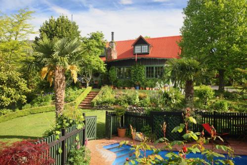 Retiro Park Lodge - Accommodation - Hira