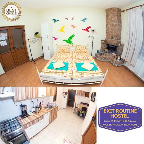 Hotel Exit Routine Hostel
