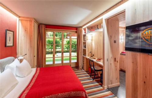 Luxury Gstaad Condo, Saanen