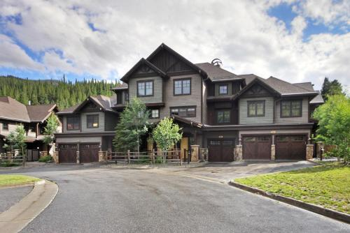 39C Union Creek Townhomes West Townhouse - Hotel - Copper Mountain