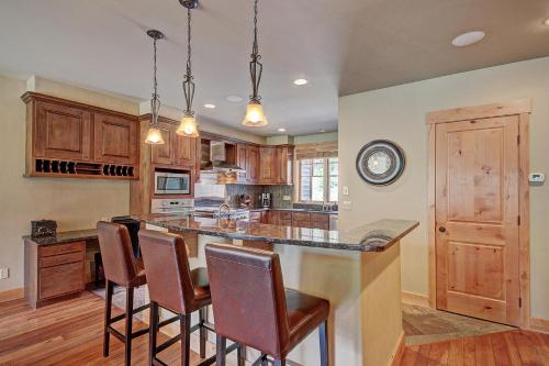 39C Union Creek Townhomes West Townhouse - Copper Mountain