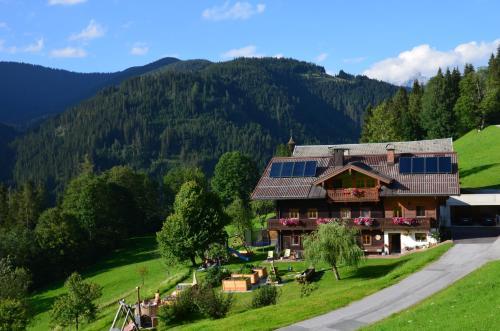 Bio-Bauernhof Nichlgut - Hotel - Eben im Pongau