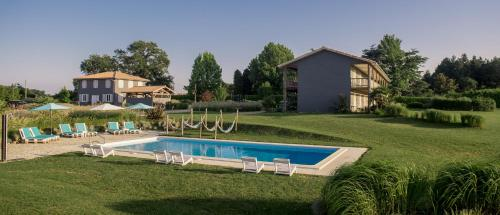 Accommodation in Saint-Cricq-Chalosse