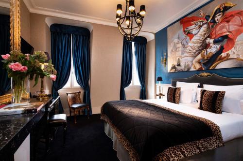 Hôtel & Spa de Latour Maubourg (Bed and Breakfast)