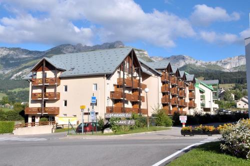 Фото отеля Vacanceole - Residence La Croix Margot
