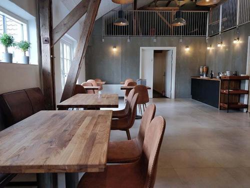 . B & B Gødstrup - cafe og restaurant Den Gamle Stald