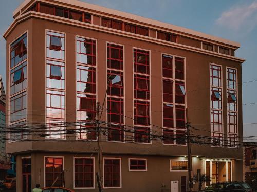 HotelHotel Jham Colonial