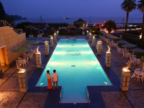 西伊豆水晶景觀酒店 Crystal View Hotel