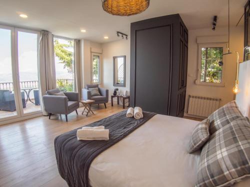 Junior Suite with Terrace El Balcon de las Nieves 3