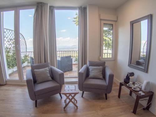 Junior Suite with Terrace El Balcon de las Nieves 2