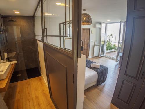 Junior Suite with Terrace El Balcon de las Nieves 4