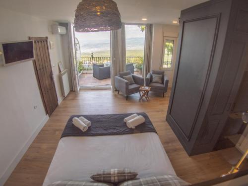 Junior Suite with Terrace El Balcon de las Nieves 5