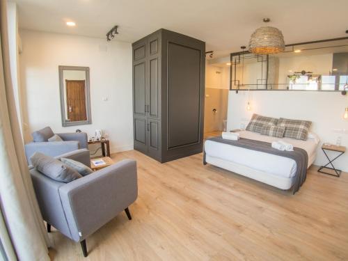 Junior Suite with Terrace El Balcon de las Nieves 1