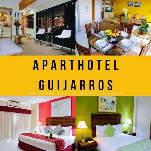 . Aparthotel Guijarros