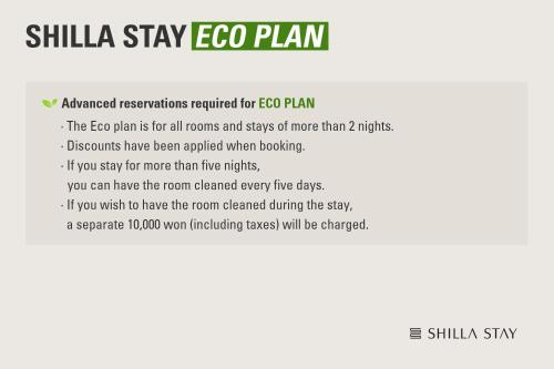 Standard Twin Room (ECO Plan-Room Cleaning Excluded)