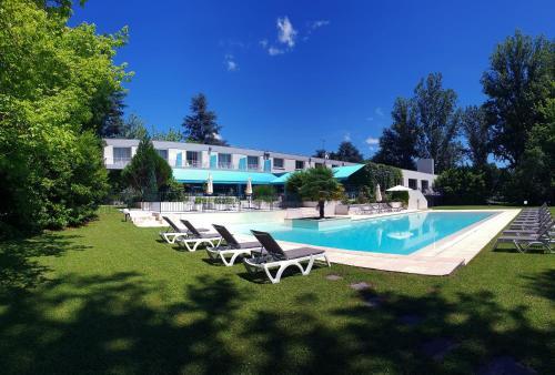. Cajarc Blue Hotel