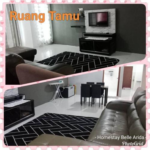 Homestay Belle Maison Arida, Manjung