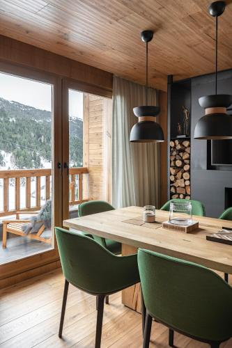 Apartment with Mountain View (8 Adults)
