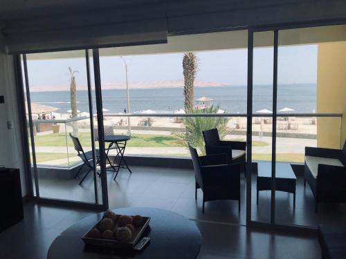 . Ocean View Apartment
