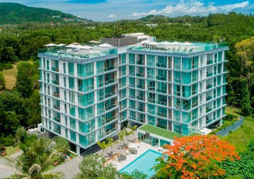 Oceanstone Bang Tao beach by Phuket Apartments Oceanstone Bang Tao beach by Phuket Apartments
