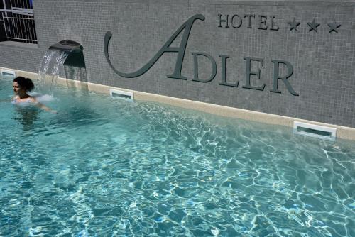 Фото отеля Hotel Adler