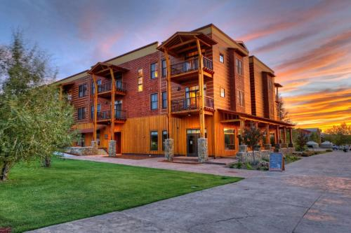 Teton Springs Lodge and Spa - Accommodation - Victor