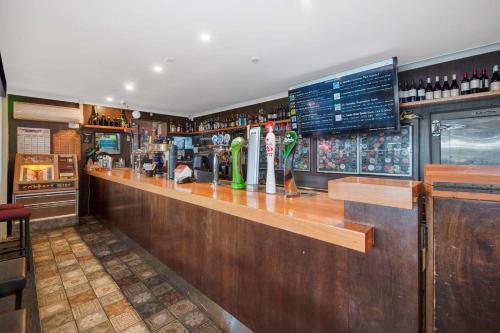 Econo Lodge Napier Hotel in New Zealand