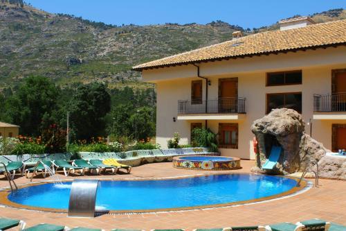 . Hotel Balneario Parque de Cazorla