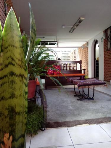 Hotel Samadri Hospedaje