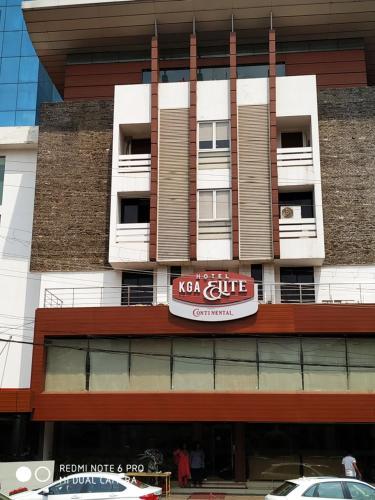 . KGA Elite Continental Hotel