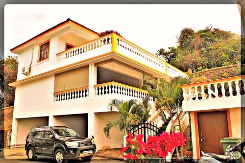 . Villa De Plumeria 4Bhk Pvt Pool WiFi 1km Candolim beach