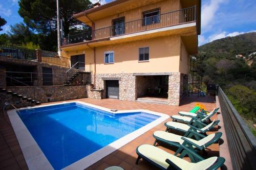 Accommodation in Sant Iscle de Vallalta