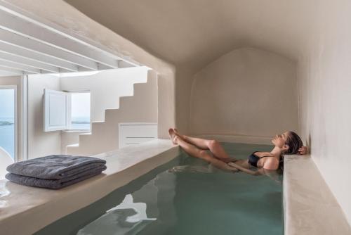 תמונות לחדר Art Maisons Oia Castle