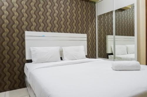 . Cozy Studio Apartment at Pavilion Permata By Travelio