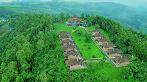 Nyungwe Top View Hill Hotel